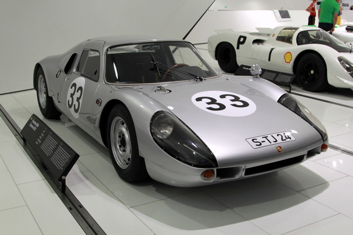 Porsche Museum 904