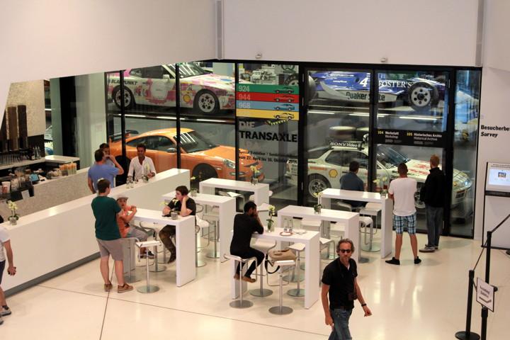 Porsche Museum Café