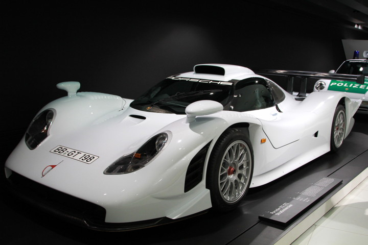 Porsche Museum GT