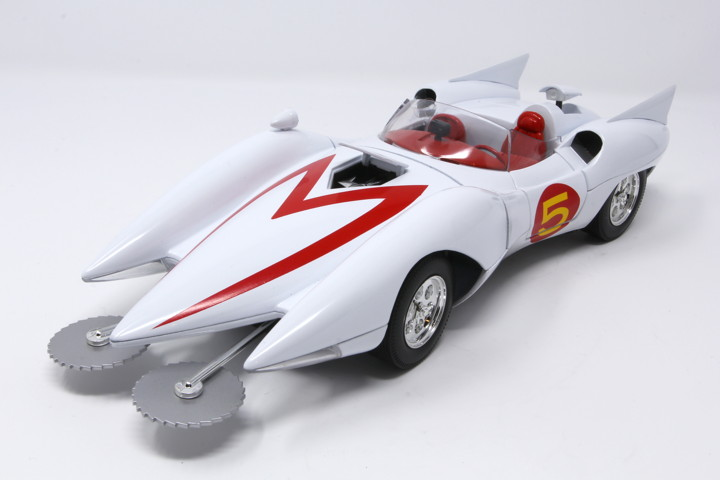 1967 Mach 5 - Speed Racer