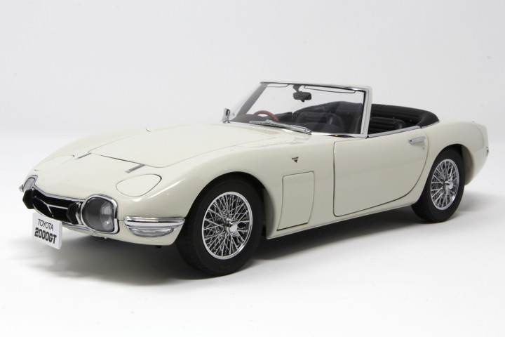1967 Toyota 2000GT Cabriolet - Live and Let Die