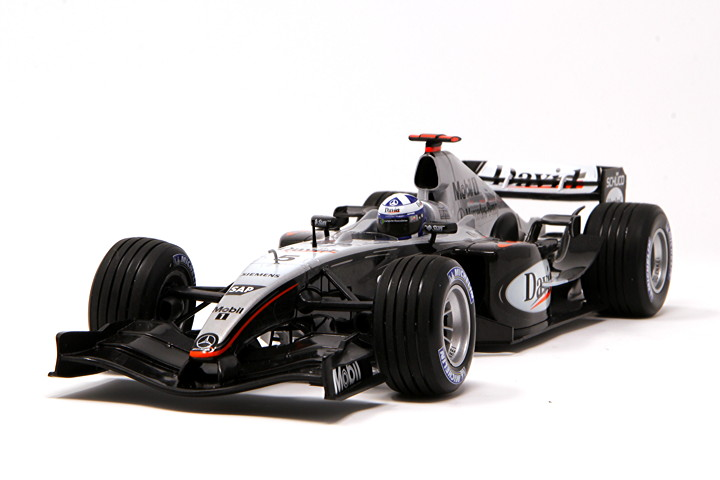 2004 McLaren Mercedes MP4-19 #5 - David Coulthard