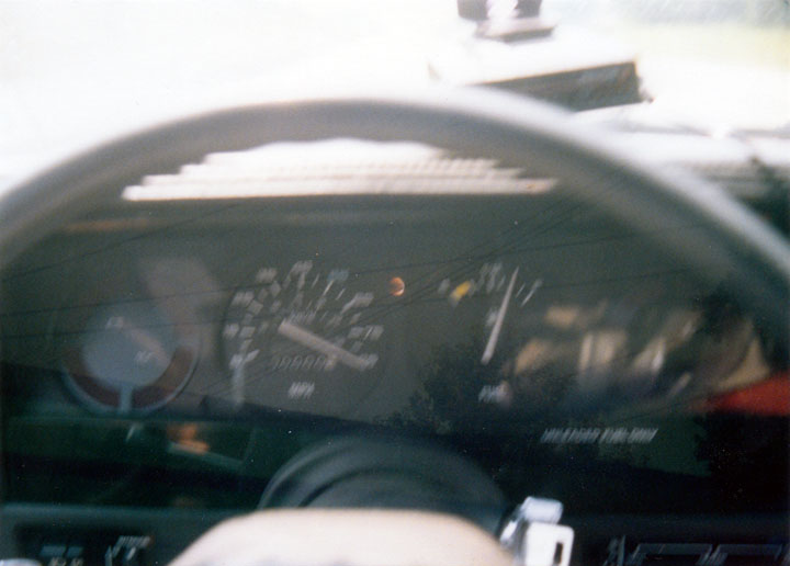 Blurry 1984 Buick Skyhawk Custom picture