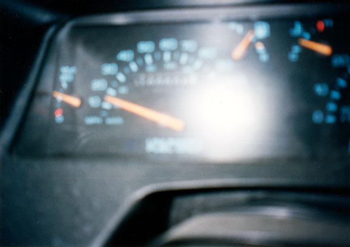 Blurry 1990 Chevrolet Beretta GTZ picture