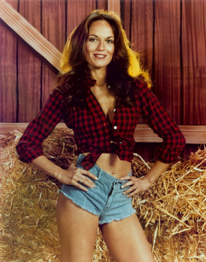 The original Ms. Daisy Duke - Catherine Bach