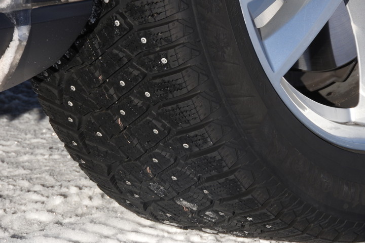 bedazzled tire