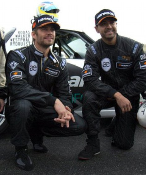 40-year-old Paul Walker and 38-year-old Roger Rodas