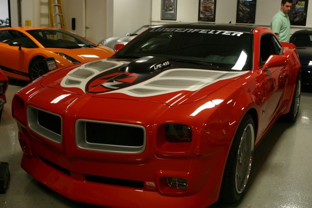 LPE Fake Trans AM with shaker scoop