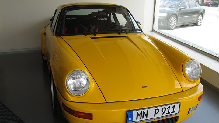 Group C Turbo RUF (CTR) Yellowbird