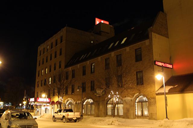 Hotel Ojibway