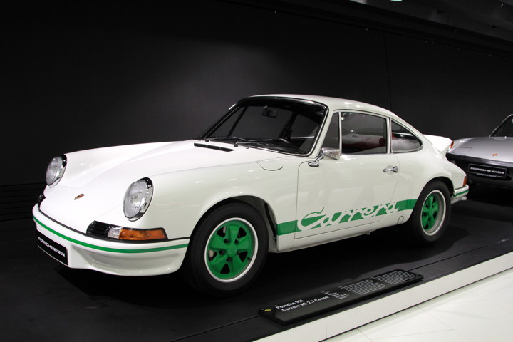 Porsche Museum 911 Carrera
