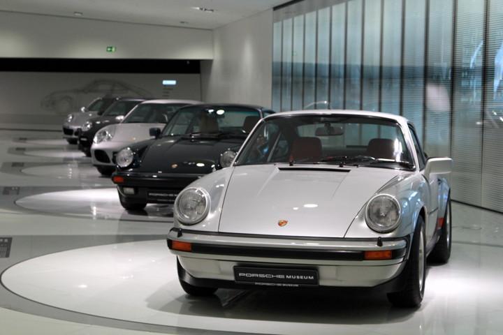 Porsche Museum 911s