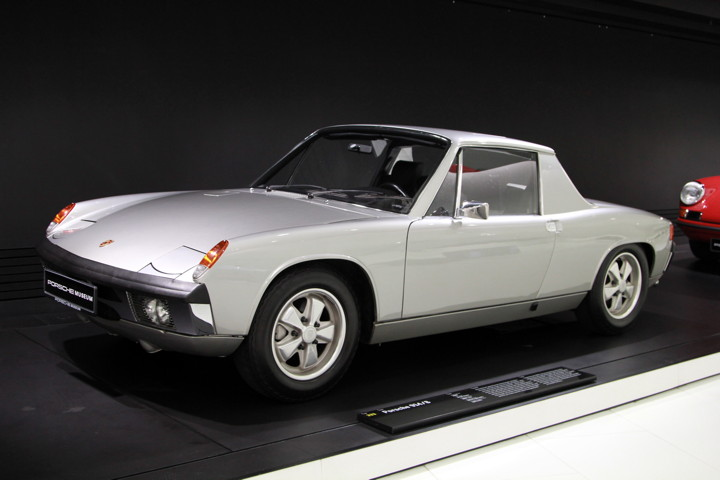 Porsche Museum 914