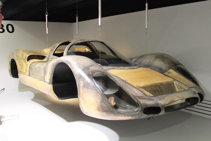 Porsche Museum 917 Body