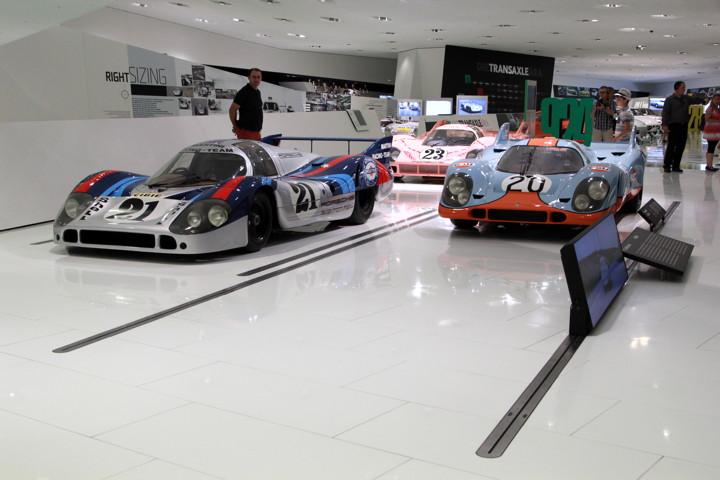 Porsche Museum 917s